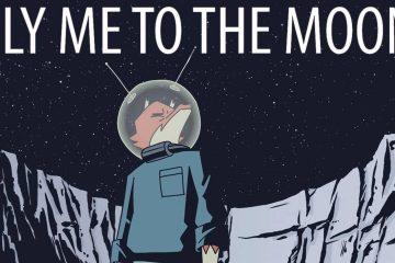 Короткометражка: Fly me to the Moon