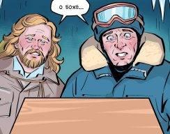 Комикс: Некто 2