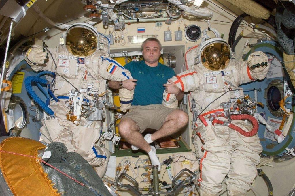 Скафандры «Орлан-МК» — лучшие друзья космонавта!