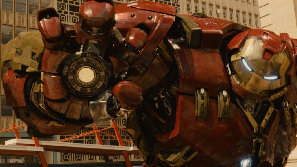 В арсенале Железного человека найдётся броня, способная противостоять любому противнику, даже если они с Тони союзники