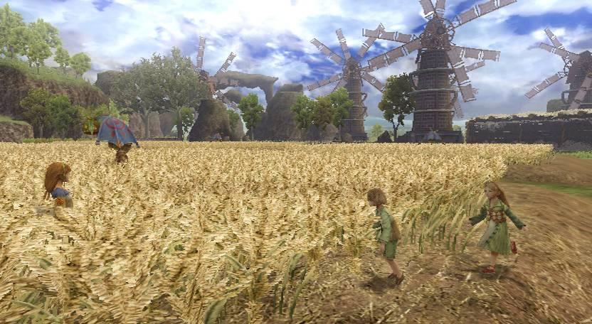 Один из лучших спиноффов Final Fantasy— приключенческий экшен The Crystal Bearers для Wii— остался почти не замеченным из-за громкой рекламной кампании FFXIII, вышедшей примерно в то же время