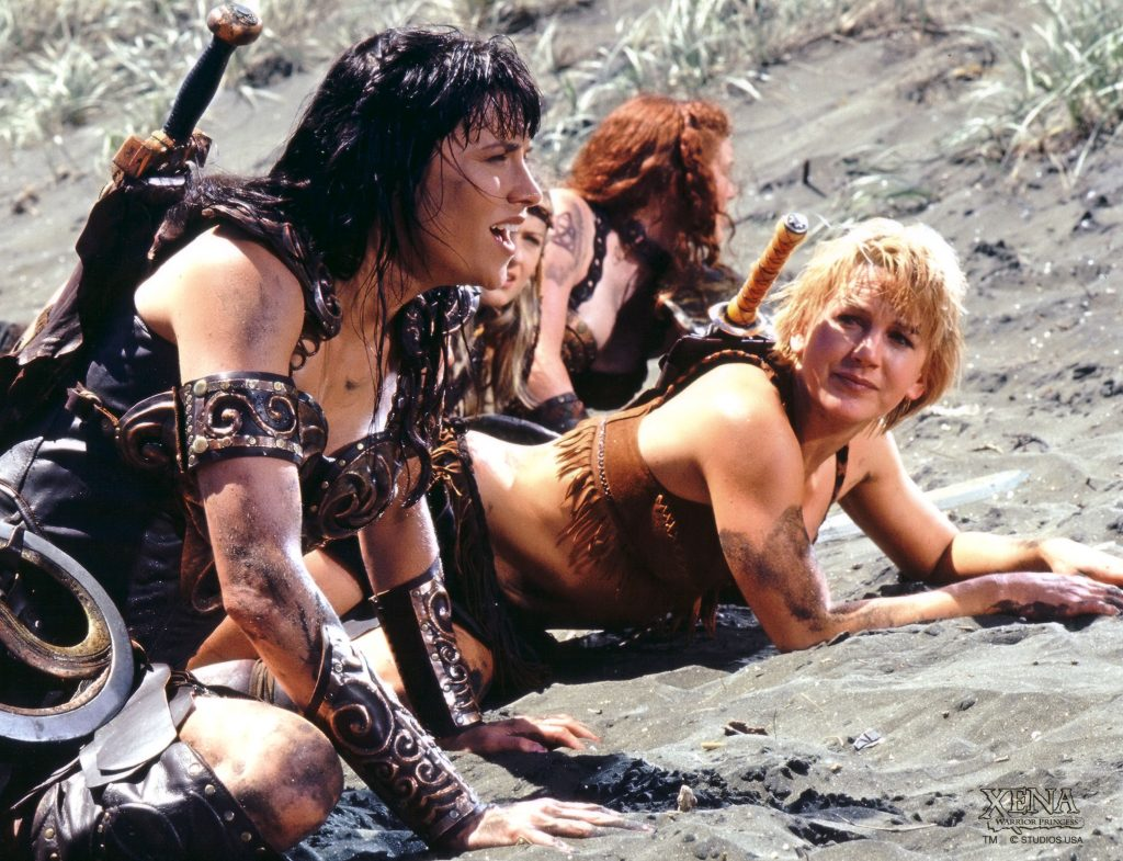 Xena and herculesxxx softcore streaming