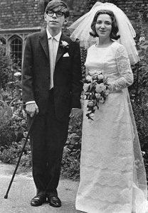 Стивен Хокинг и Джейн