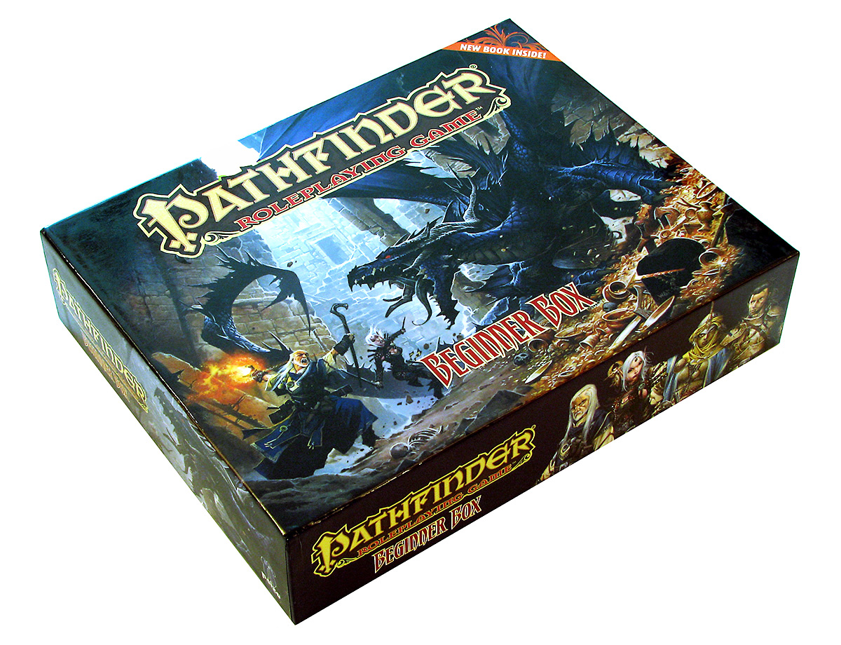 Почему Pathfinder лучше Dungeons & Dragons 4