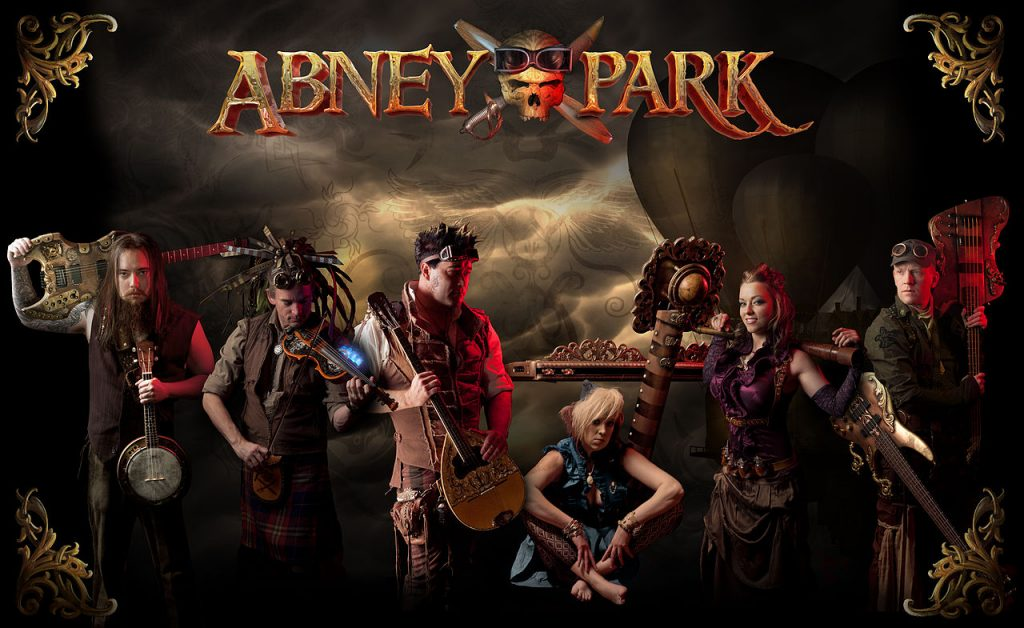Abney Park (Фото: Robert Brown)
