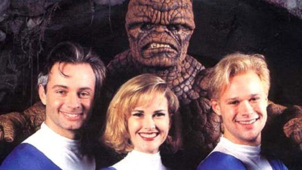 Первая «Четвёрка» 1994 года так и не вышла на большие экраны.