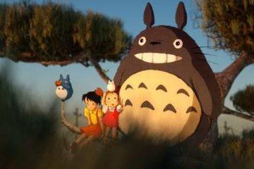 Фан-фильм: Tribute to Hayao Miyazaki