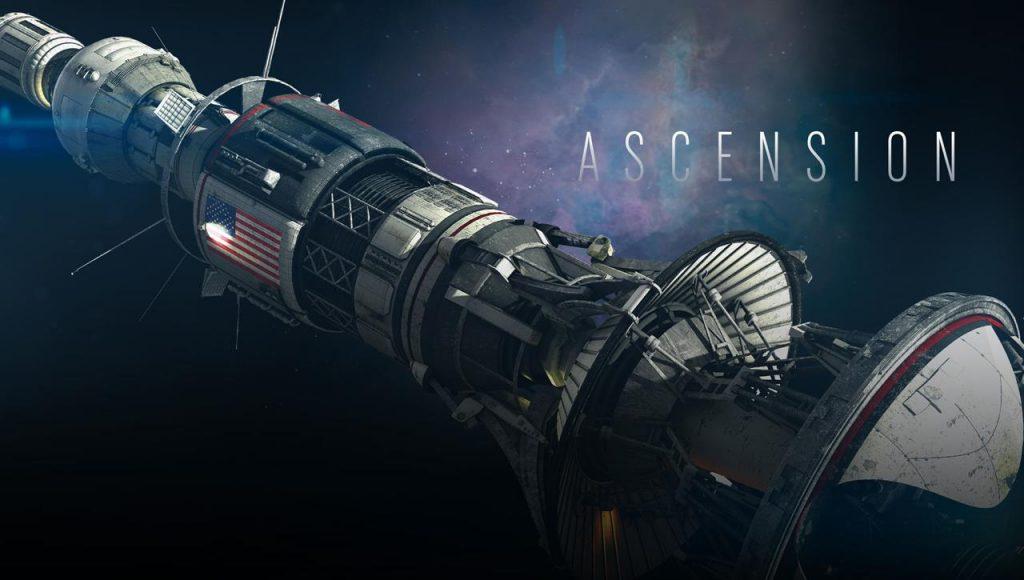 «Орион» послужил прообразом для корабля из мини-сериала Ascension.