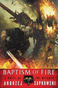 Американский издатель использует в оформлении книг Сапковского арты из игры.