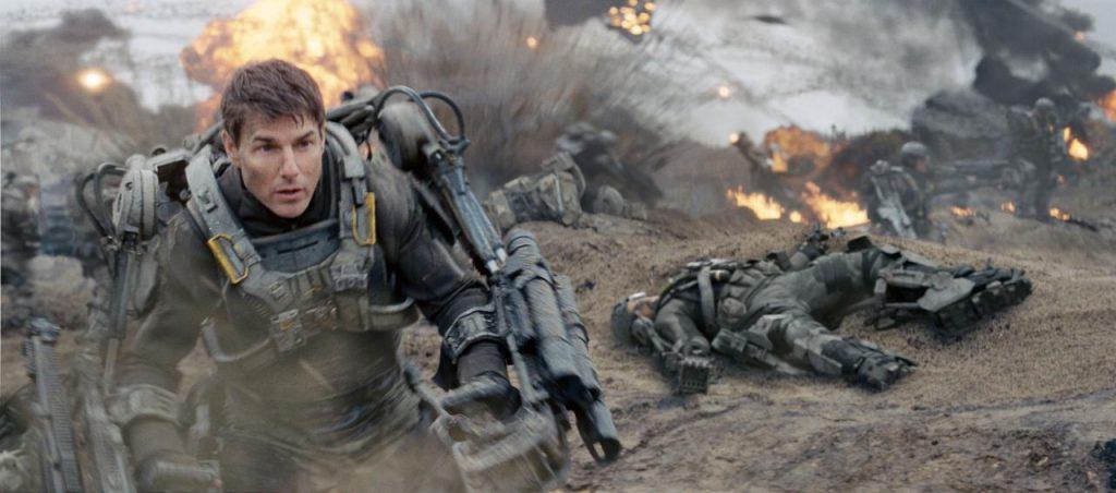 Сцена десанта во Франции явно отсылает к высадке союзников на Омаха-бич и конкретно к её изображению в фильме «Спасти рядового Райана».