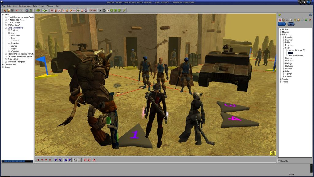 Neverwinter Nights Editor