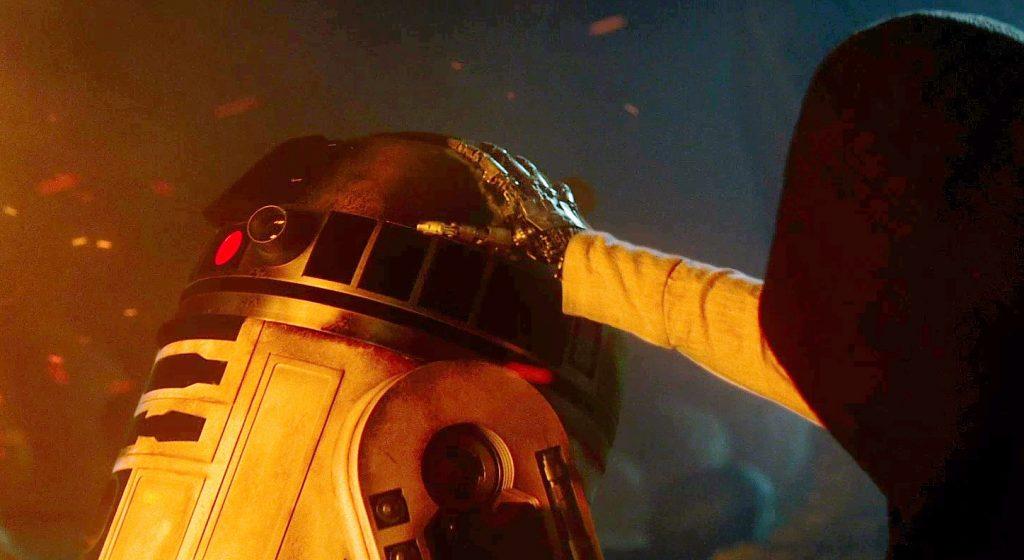 Единственное появление Люка в трейлерах. Да и Люка ли?