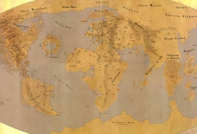 Мир WarHammer Fantasy 26