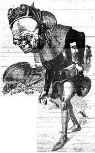 Марсиане из романа Сёвисса воспринимают людей как животных.