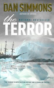 Dan Simmons - Terror (cover)