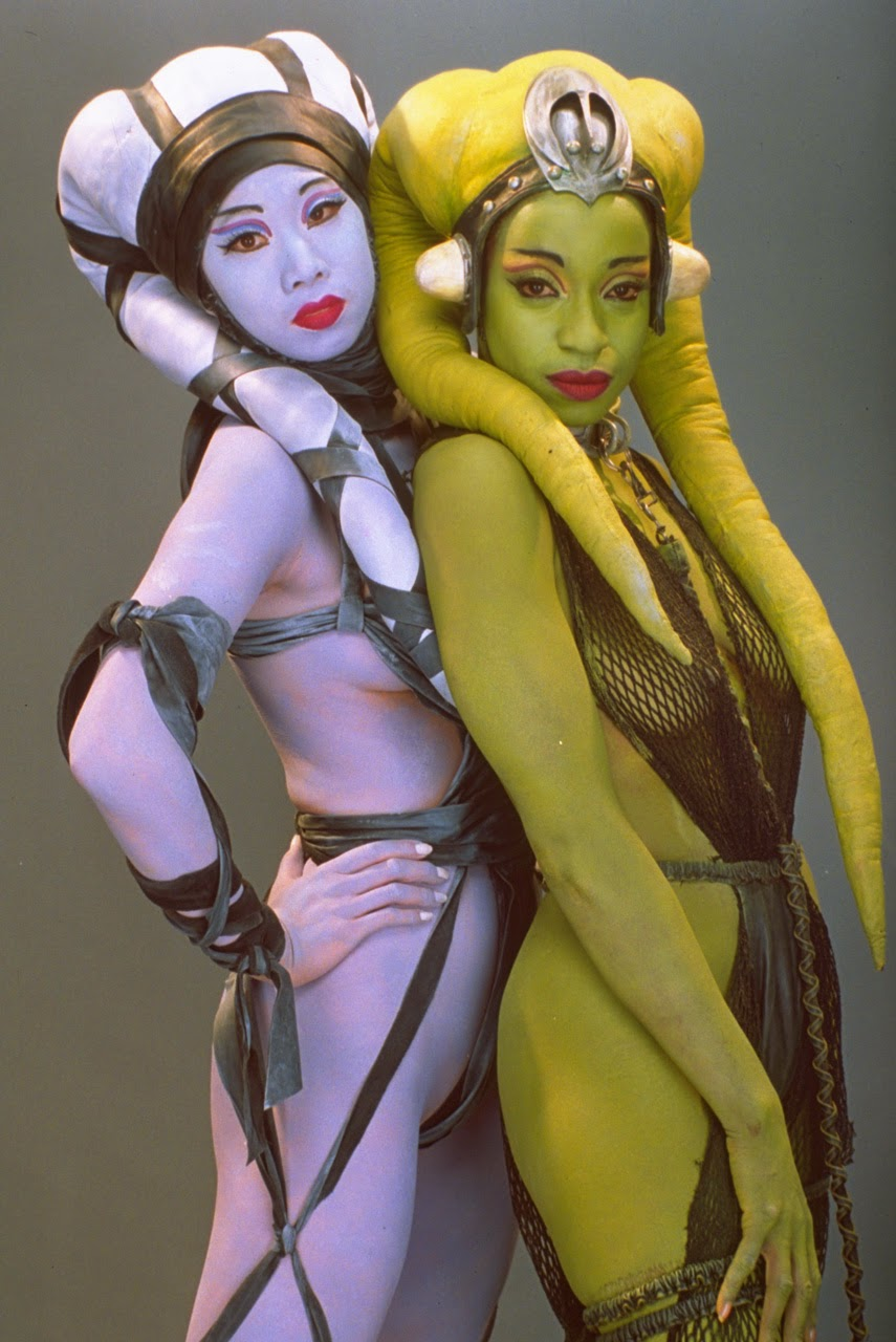 Twi'lek slave cartoon video