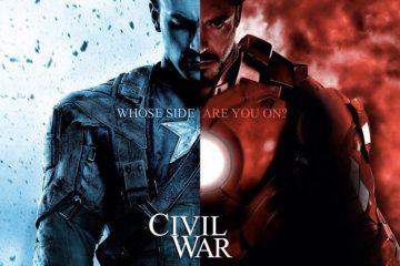 Первый мститель: Противостояние - Civil War