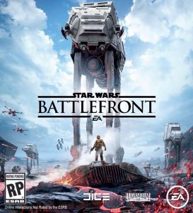 Star Wars Battlefront cover
