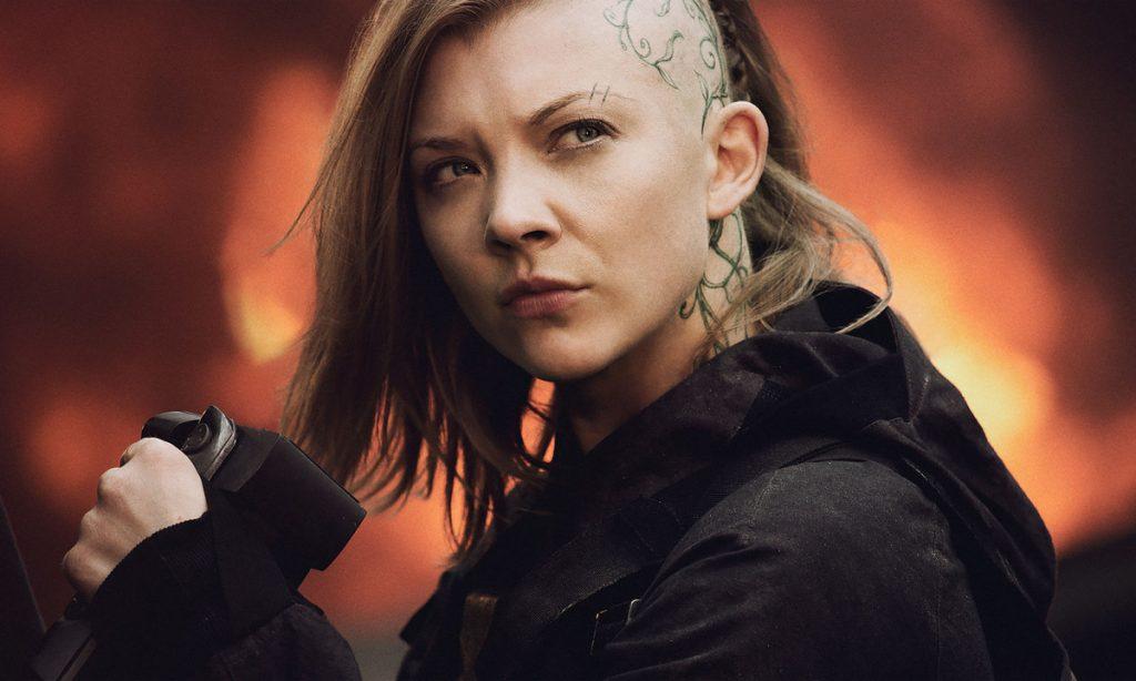 Натали Дормер (Маргери Тиррелл из «Игры престолов») сыграла здесь эксцентричного режиссёра, который ни на минуту не расстаётся с камерой.