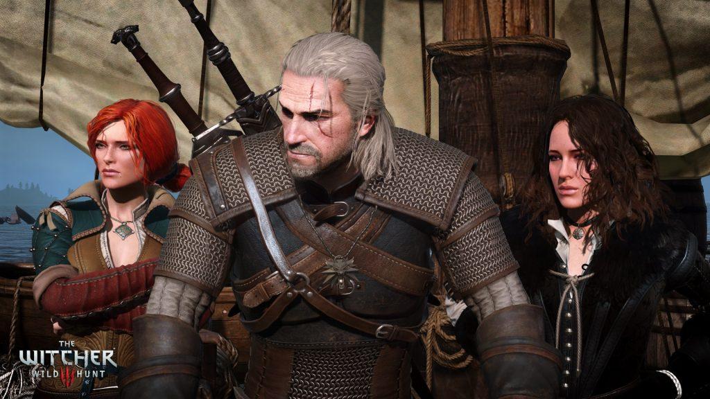 Такими Трисс, Геральта и Йеннифэр увидели разработчики игры «Ведьмак 3: Дикая охота».