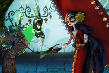 «Книга жизни»: мексиканский Хэллоуин 2