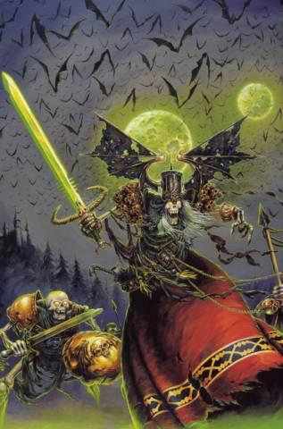 Мир WarHammer Fantasy 9