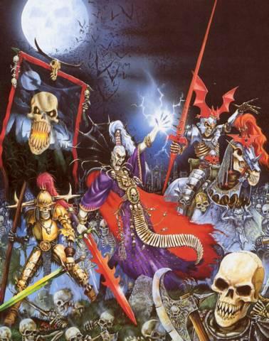 Мир WarHammer Fantasy 8