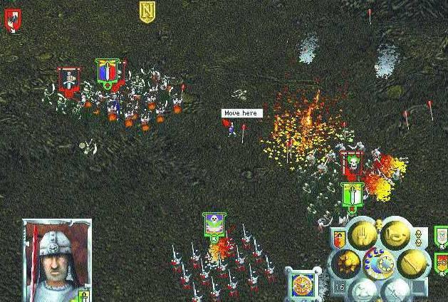 «Warhammer: Dark Omen» заслуживает самого пристального внимания не только любителей ретро-игр.