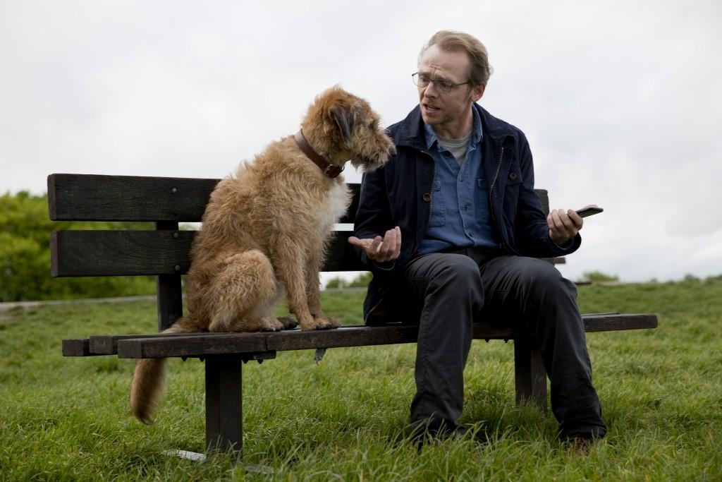 Похотливый пёс — не лучшая роль Робина Уильямса.