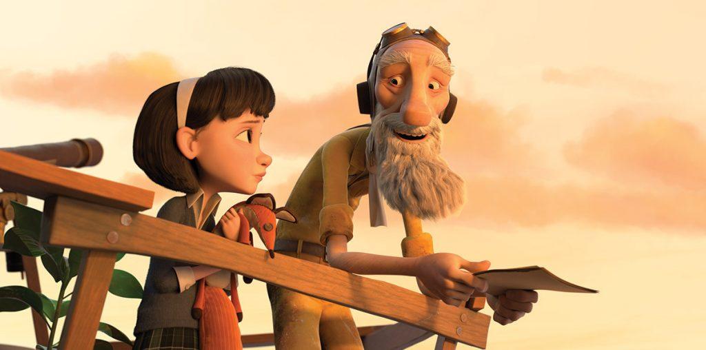 Дедушка-авиатор любит маленьких девочек. Кто подумал плохое, тому пусть будет стыдно!