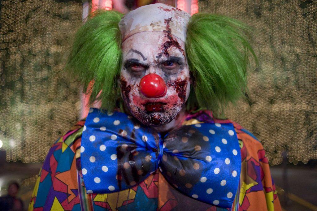 Злой клоун