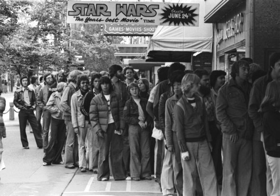 «Звёздные войны»: добро пожаловать в 1977 год 5