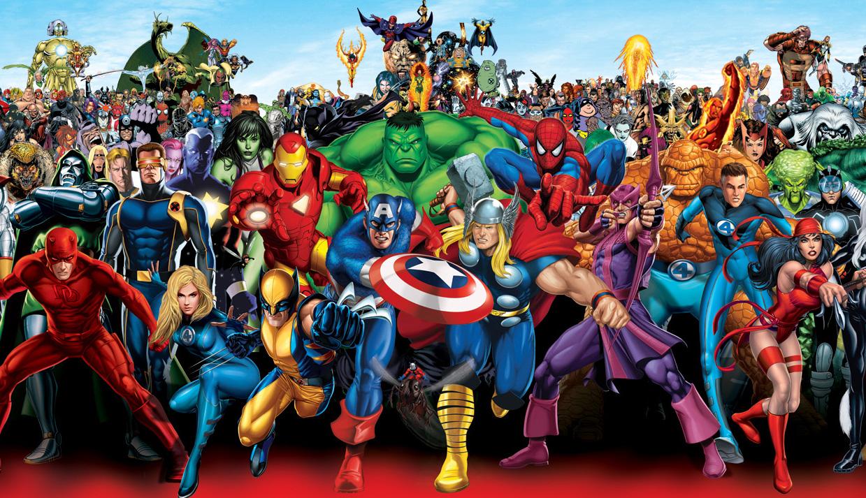 Marvel: вселенная, полная чудес 2