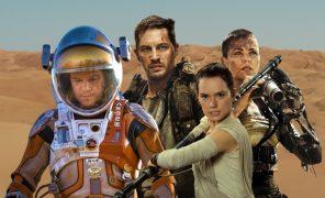Фантастика: лучшие фильмы 2015 года