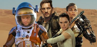 10 лучших фантастических фильмов 2015 года