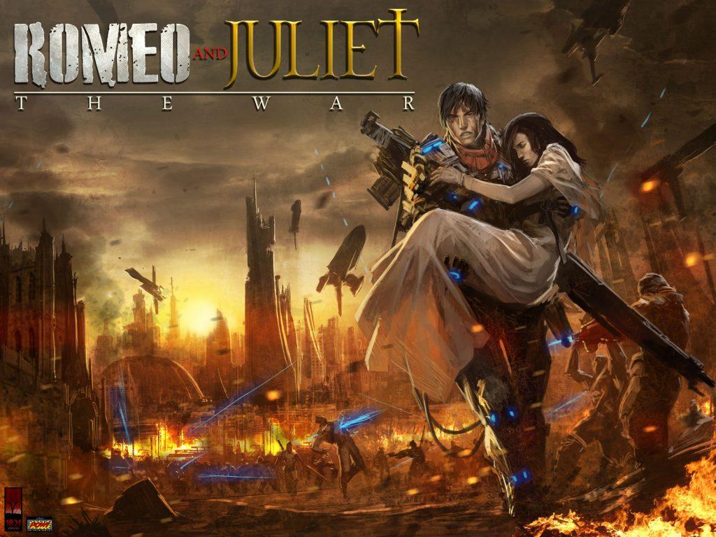 Ромео и Джульетта - Война