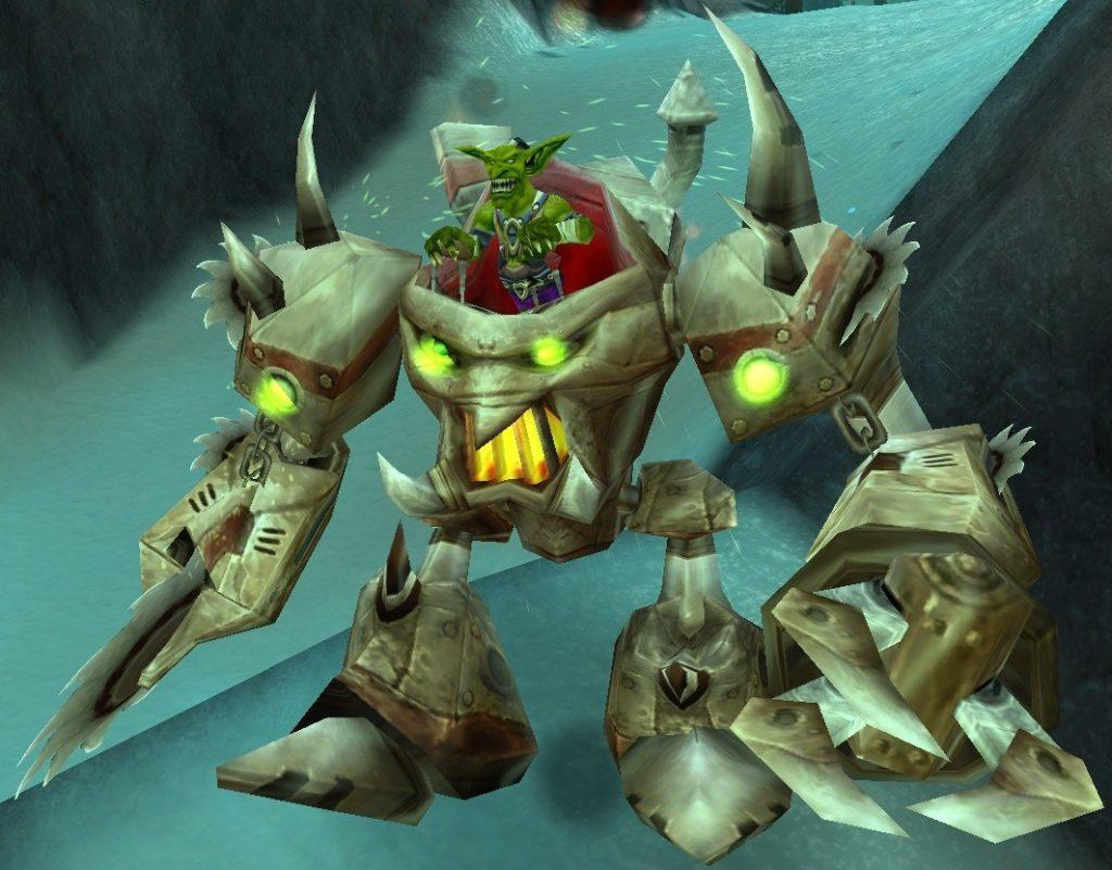 Но лучше всех — технически подкованные гоблины WarCraft.