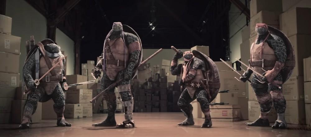 Фан-фильм: Ninja Turtles - Veterans of the Night