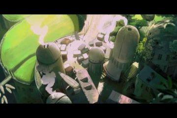 Короткометражка: Те, что с неба, и те, что с гор (Celles et Ceux des Cimes et Cieux)