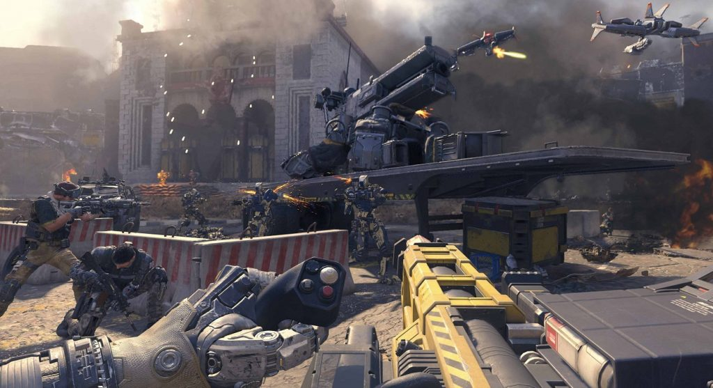 Call of Duty. Back Ops 3