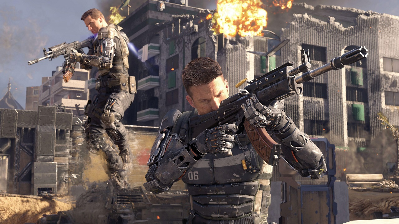Call of Duty. Black Ops 3