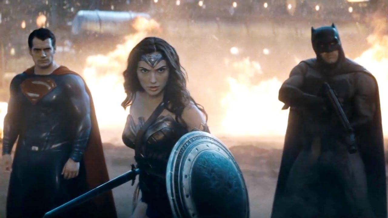 Трейлер «Бэтмен против Супермена»: комментарий