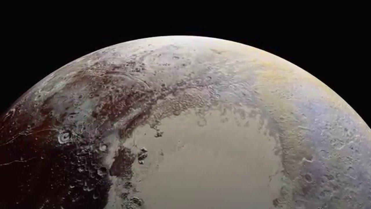 Самые детальные фото Плутона