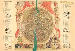 Карта Анк-Морпорка