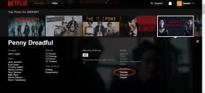 Netflix на русском