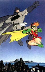 Верным путём летим, товарищ Робин!