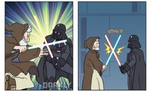 Dorkly: стоит ли пересматривать «Звёздные войны»?