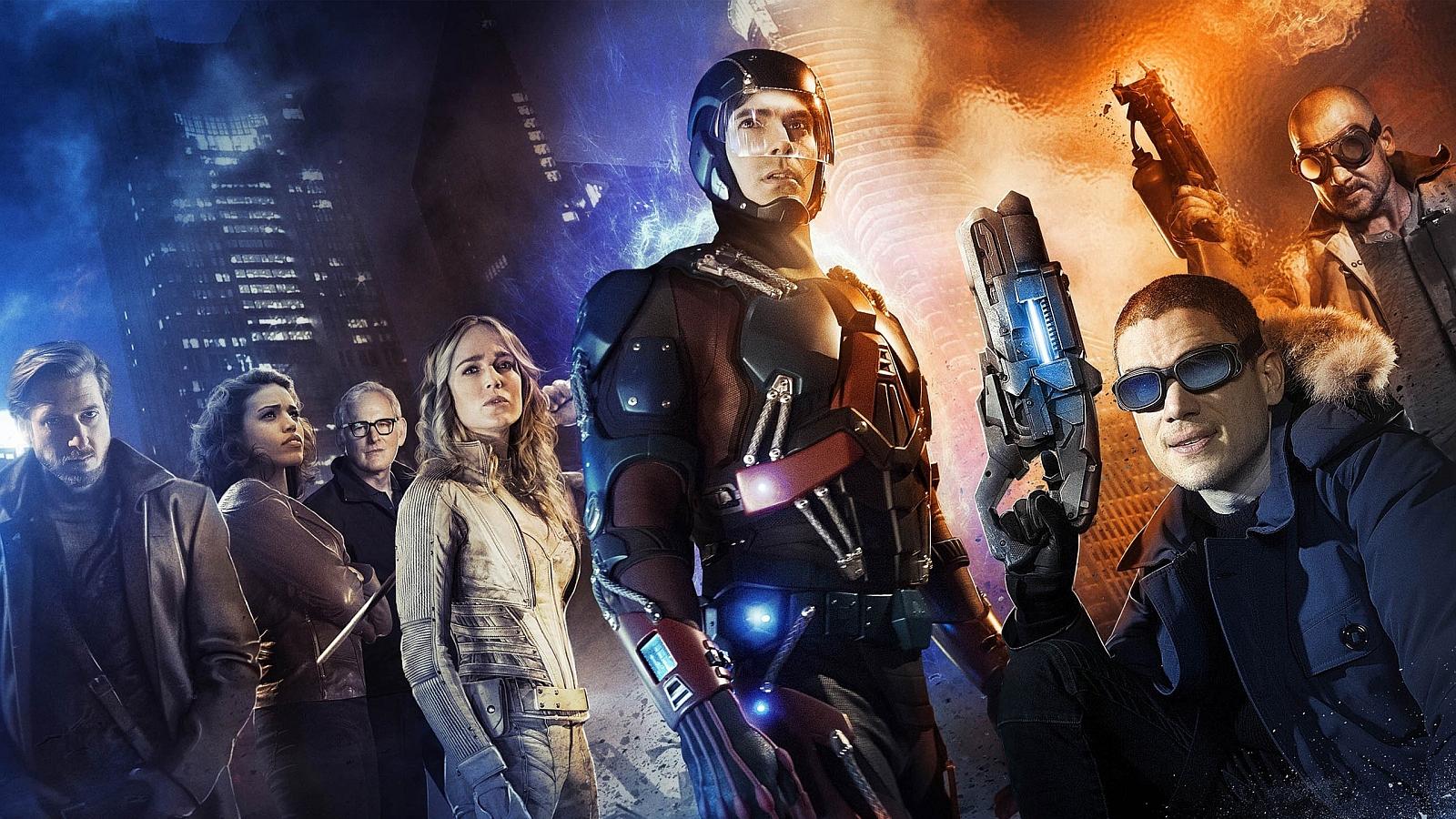Легенды будущего: обзор первой серии 2