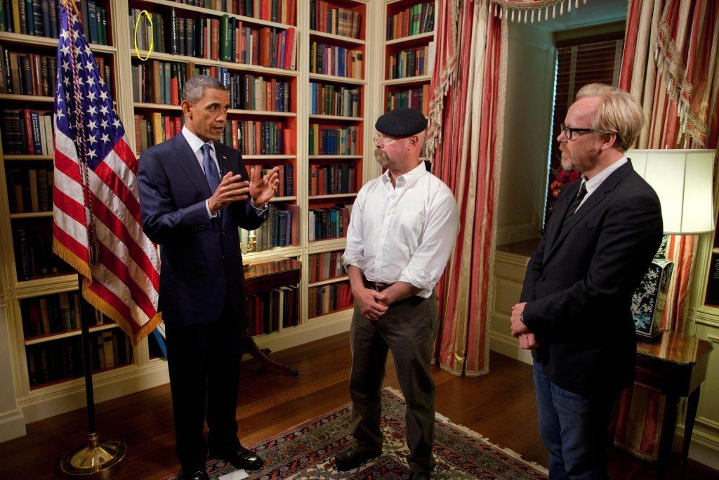 За годы существования шоу его гостем успел побывать Барак Обама.