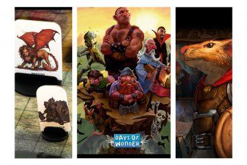 6 самых ожидаемых настольных игр 2016 года